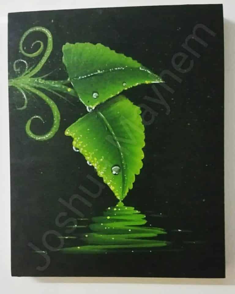 Liquid Leaves