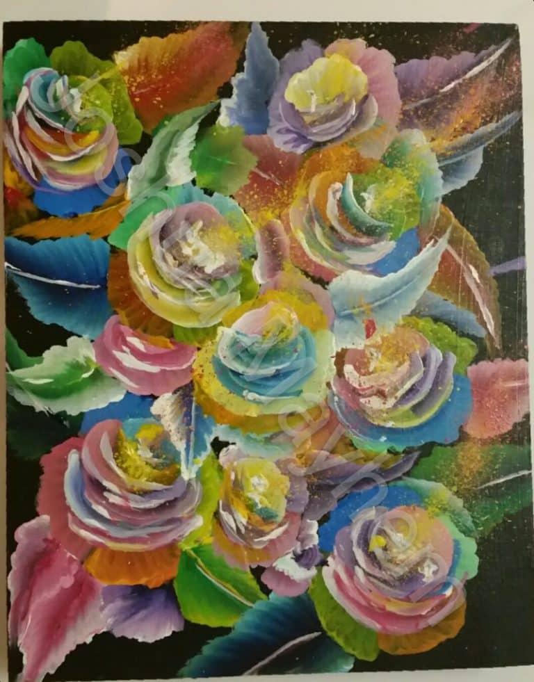 Color Bombing Your Senses 768