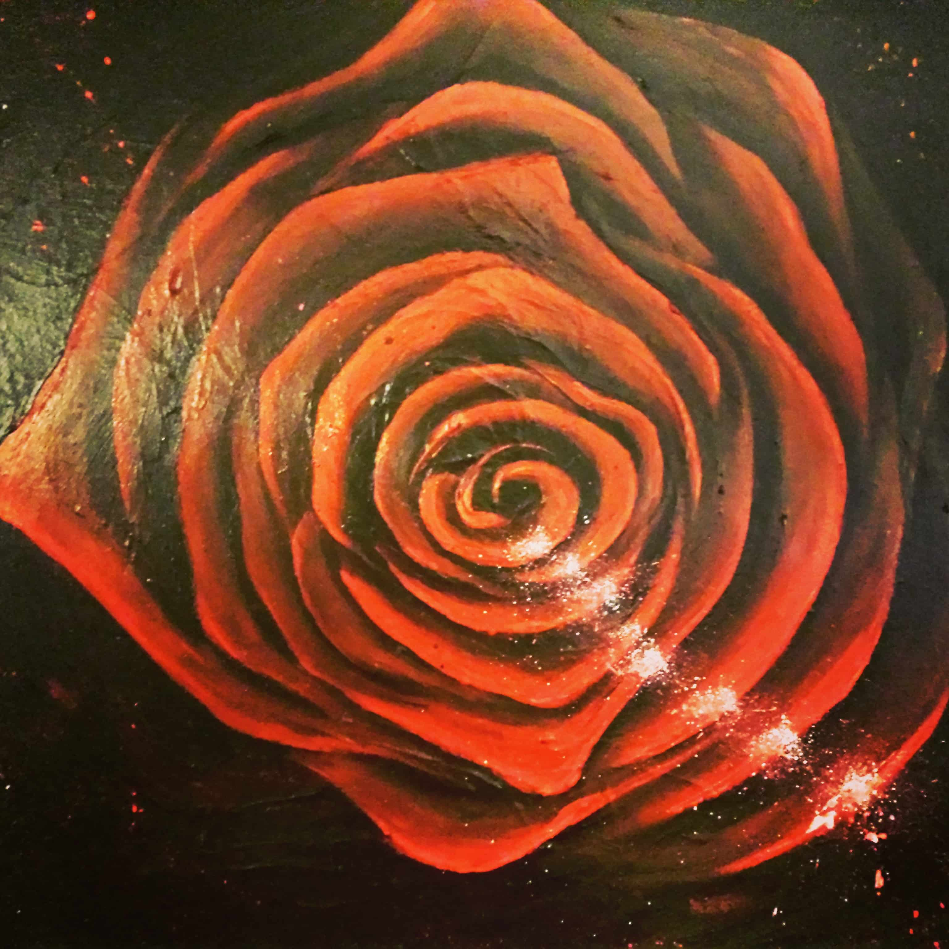 Rosy Electric Ripples.