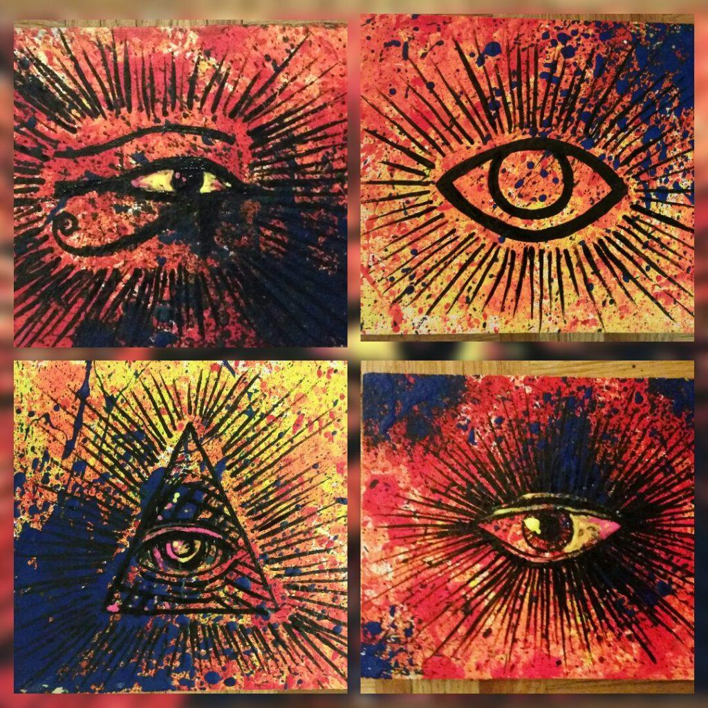 The Eyes of Eternity